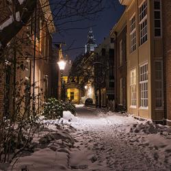 zutphen in de sneeuw