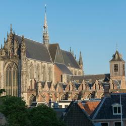 Hooglandse kerk in Leiden