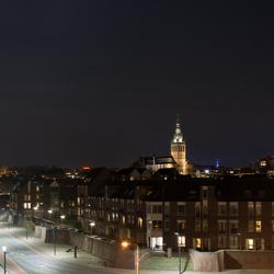 Centrum Nijmegen met St. Stevenstoren