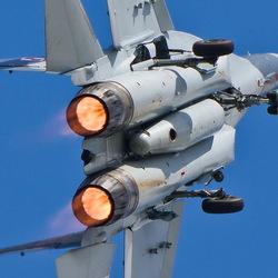 Mig 29 take off