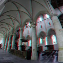 Grote Kerk Naarden 3D