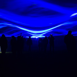 Waterlicht Schokland 2015
