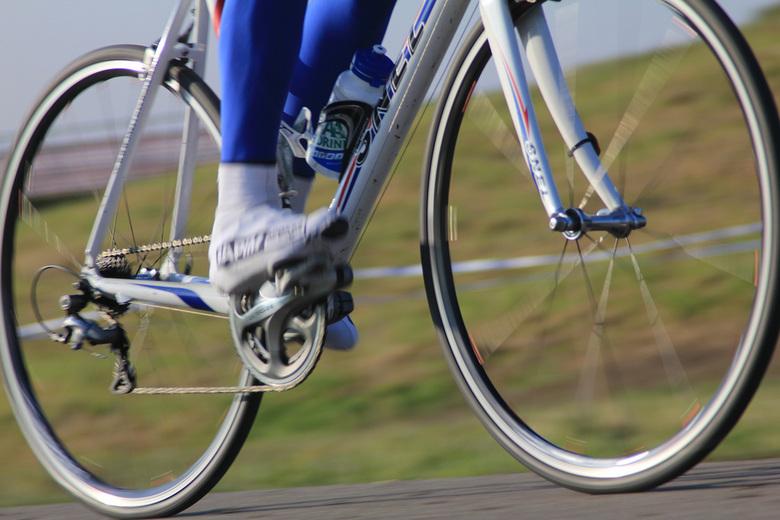 fietsen - op weg