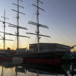 Amsterdam te gast in Den Helder