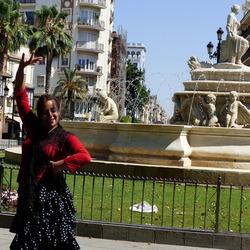 Spanje costa la luz Sevilla