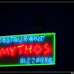 Nightlife on Crete