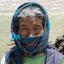 Tibetaanse dame