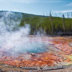Echinus geyser