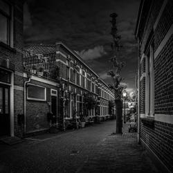 Straatje in Weesp