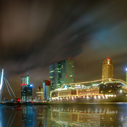 MSC Splendida Panorama Rotterdam