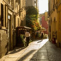 Straatbeeld Parma