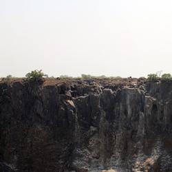 Panorama Vic Falls