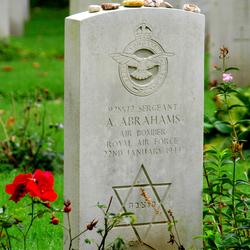 Groesbeek, begraafplaats voor Canadese militairen WO 2