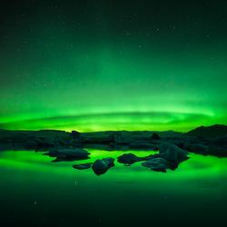 Glacier Lagoon IJsland - Noorderlicht