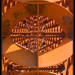 Symmetrie in roest