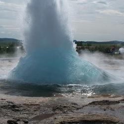 Waterexplosie vervolg