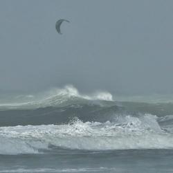 Waar is de surfer?