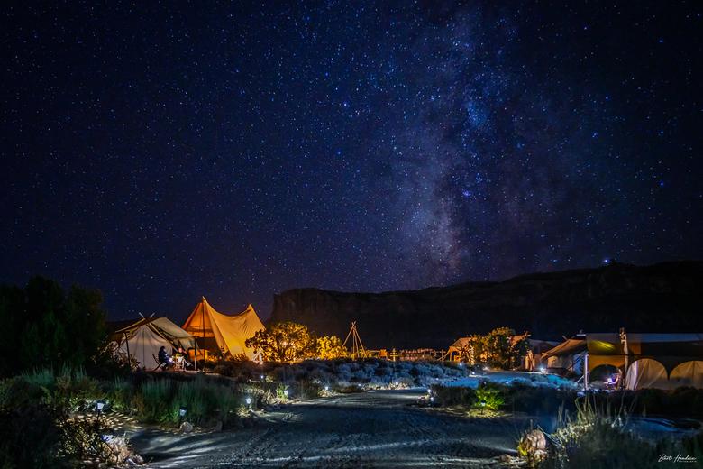 Under Canvas - Een nachtje 'glamping' bij 'Under Canvas' in Moab, Utah | USA