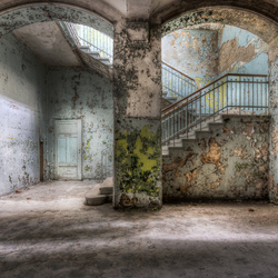 Stairway in Decay