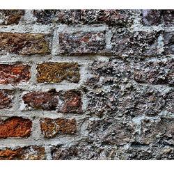 Oude muur I