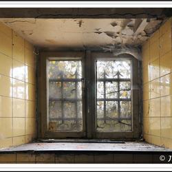vuil raam