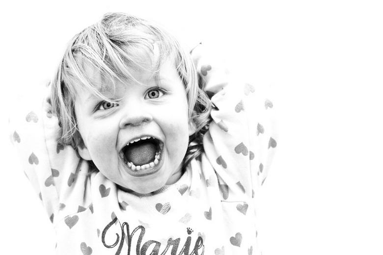 Isa - De glimlach van een kind..