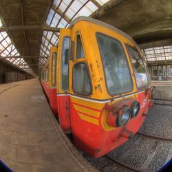 Verlaten station 6 2e bezoek
