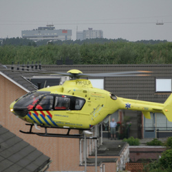 Trauma Helicopter