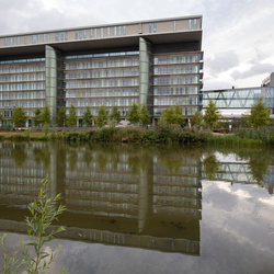 Onderzoeksgebouw van Leids Universitair Medisch Centrum