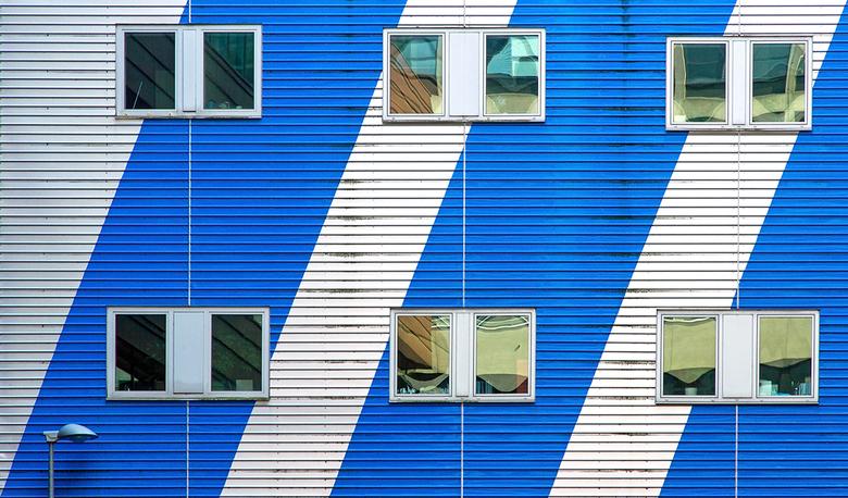 Groningen architectuur 27 - Vandaag twee uploads van een en dezelfde opname.