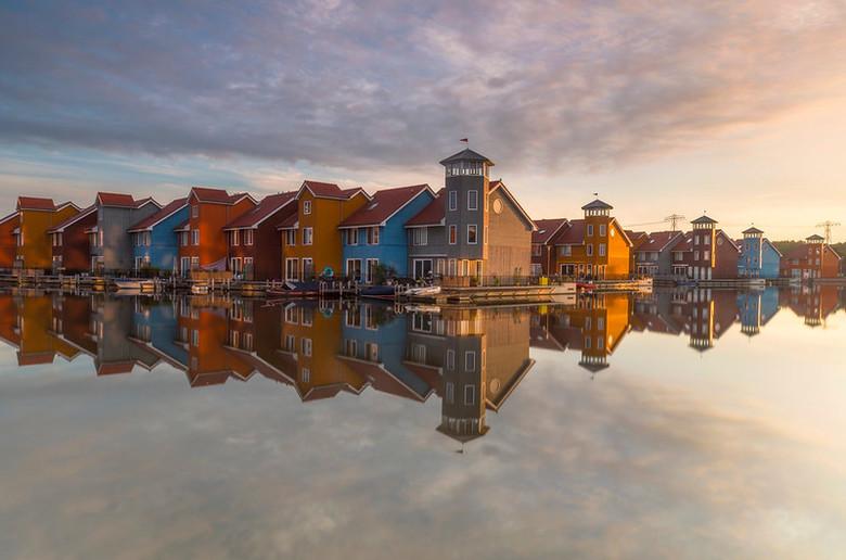 Reitdiephaven - Groningen -