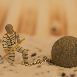(2810) Strafkamp