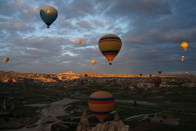 Ballonvaart Cappadocie -
