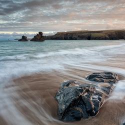 Porthcothan Bay Sunrise
