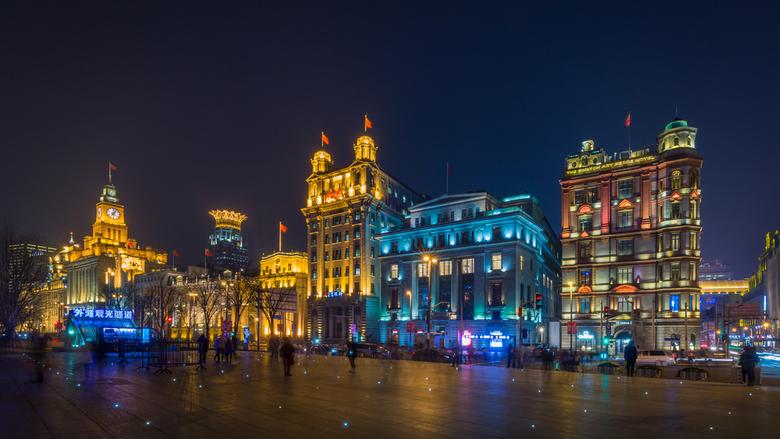 East Zhongshan Rd. - The Bund - Shanghai | China.