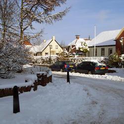 Winter in Saaksum