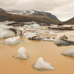 IJsland Svinafellsjökull