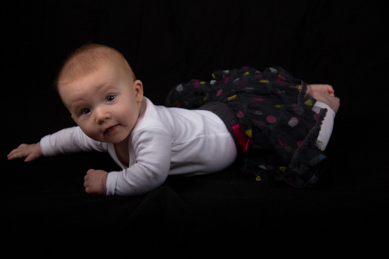 Love - Mijn lieve meisje. Bijna 7 maanden.