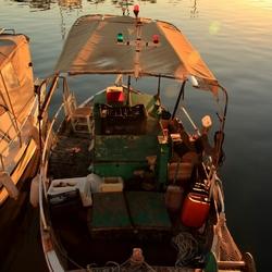 Vissershaven Nea Makri