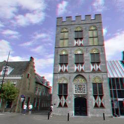 Het Oude Stadhuis Vianen 3D