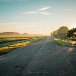 Een mooie ochtend in Delfgauw. Mijn eerste landschap.