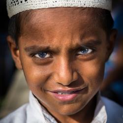 Moslim Jongen