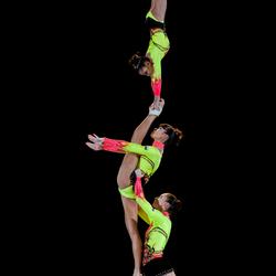 This is gymnastics.
