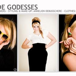 Blond Godesses