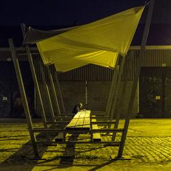 Eenzame Nacht - Antwerpen