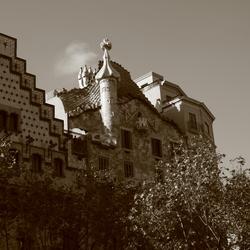 Gaudi, Barcelona