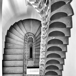 staircase Prague