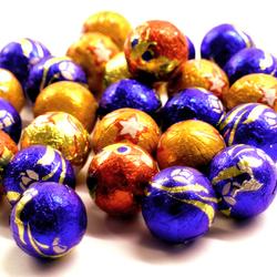 Chocolade ballen