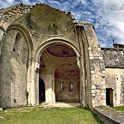Klooster Ruine - Frankrijk-Dordogne