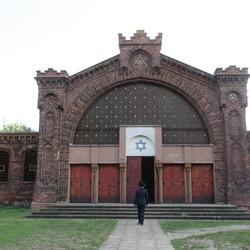 Joodse begraafplaats Lodz - Polen